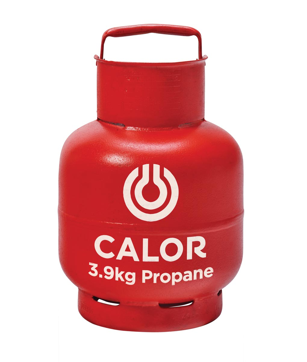 Calor Gas 3.9kg Propane Bottle Refill from BBQ Gas Bottles